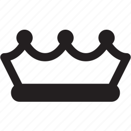 crown, king, prince, queen, royal, winner icon