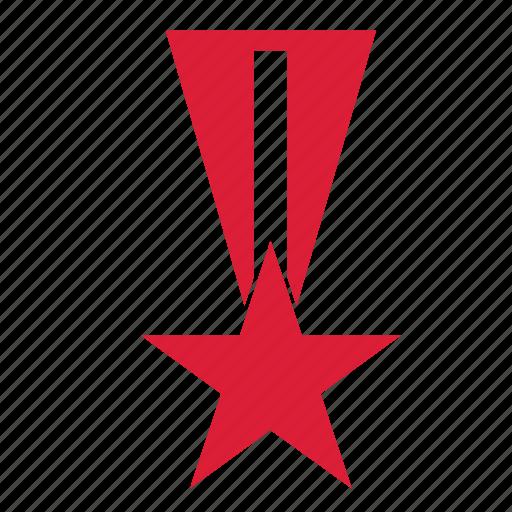 award, medal, star, winner icon