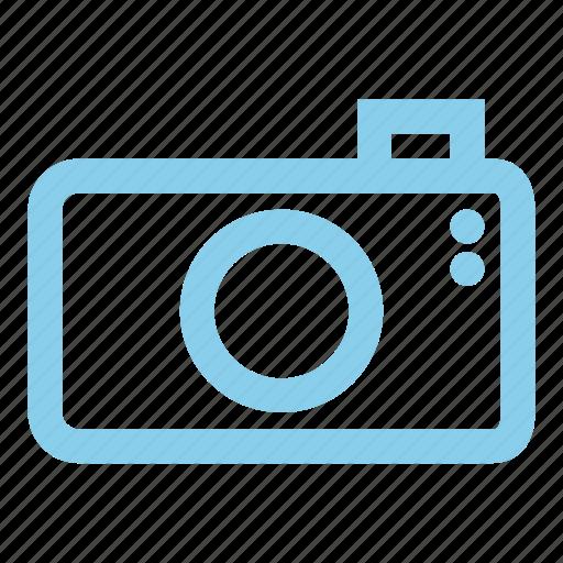 camera, compact, digital icon