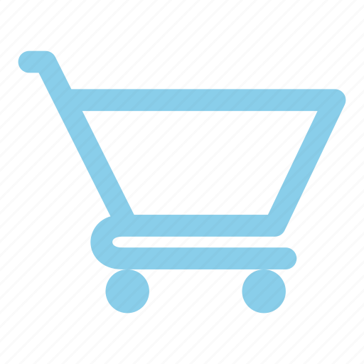 cart, shopping, trolly icon
