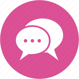 bubble, chat, comment, communication, message, messges, talk icon