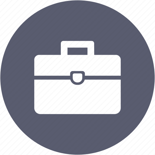 bag, briefcase, job, suitcase, work icon