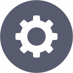 cog, control, gear, options, preferences, settings, tools icon