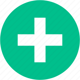 add, create, new, plus, plus sign icon