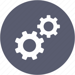configuration, control, gear, gears, options, tools, wrench icon