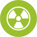atom, atomic, electricity, energy, nuclear, power, weapon icon