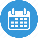 appointment, calendar, event, history, month, schedule, timer icon