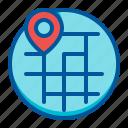 gps, location, navigation icon