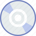 cd, compact, disc icon