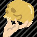 death, shakespeare, skull icon