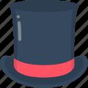 cap, hat, top icon