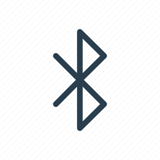 bluetooth, connection, wireless, wirelessly icon