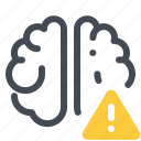 attention, brain, connection, marketing, optimization, seo icon