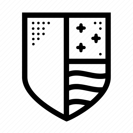 battle, king, knight, protection, royal, shield icon