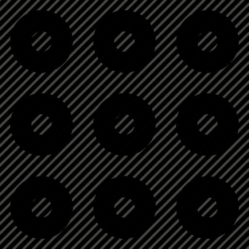 App, grid, list, main, menu, option icon - Download on Iconfinder