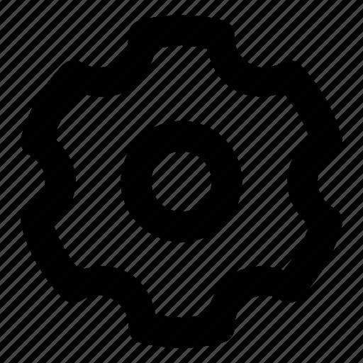 gear, repair, setting, tool, work icon