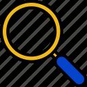 magnifier, glass, find, search, research, explore, investigate
