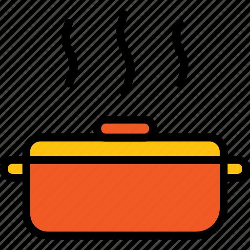 cooking, hot, hotpot, pot, utensil icon