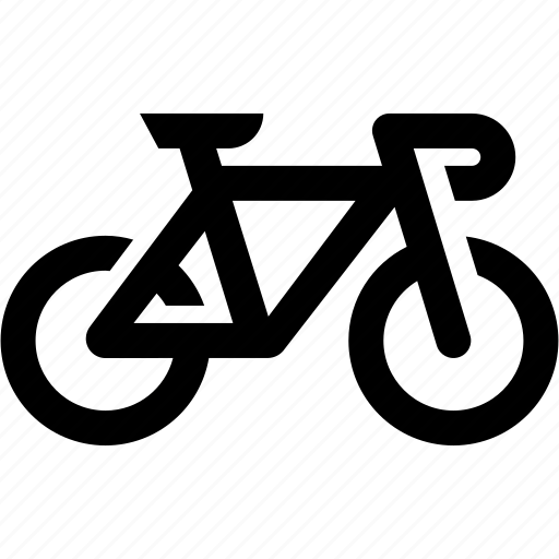 bike, cycling, exercise, transportation icon
