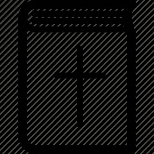 bible, book, god, religion, study icon
