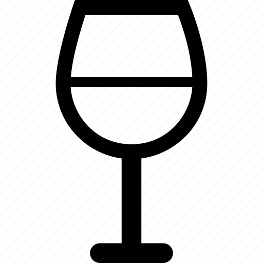 alcohol, cup, drink, drinking, glass, wine icon