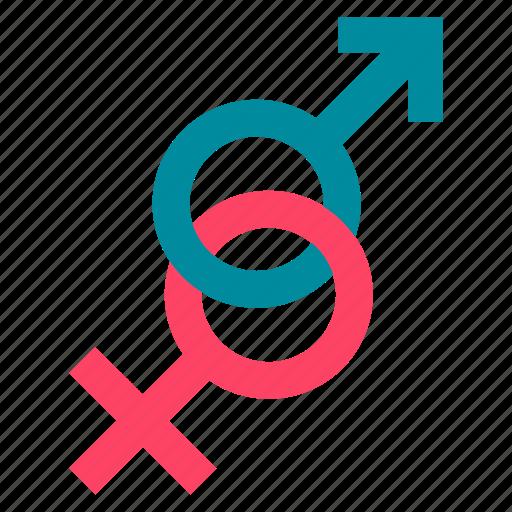 gender, mars, venus icon