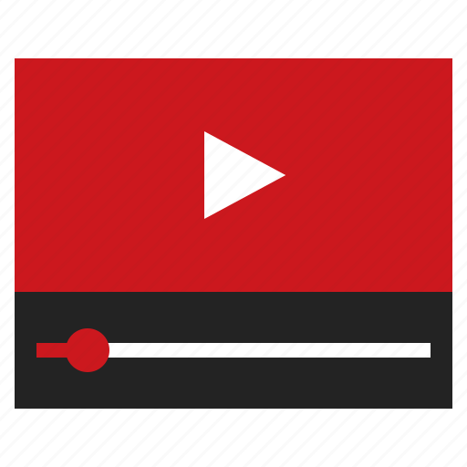 audio, player, video icon