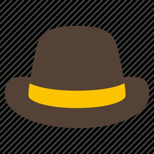 hat, retro, vintage icon