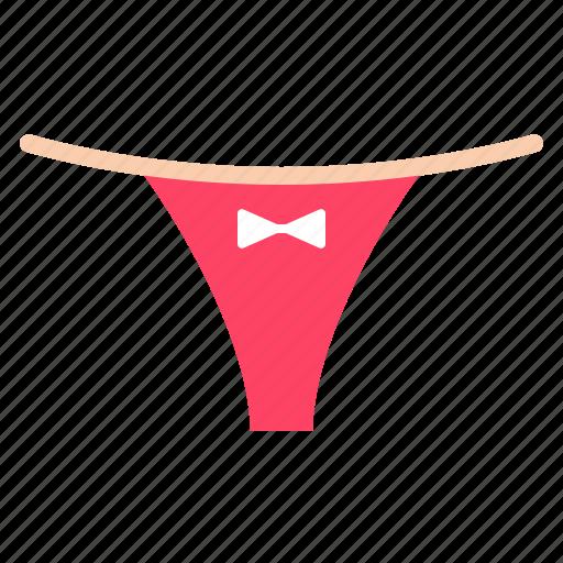 panties, underpants, underwear icon