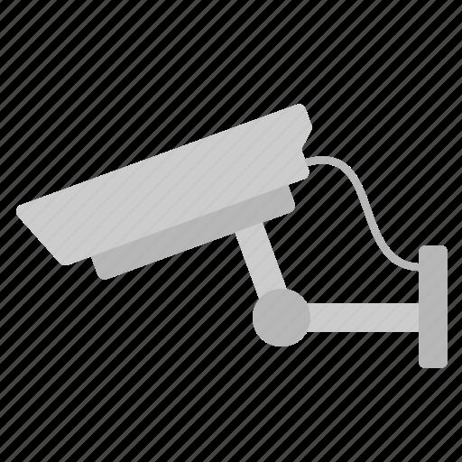 camera, cctv, monitoring, private, security, surveillance icon