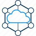 cloud, network, computing, connection, internet