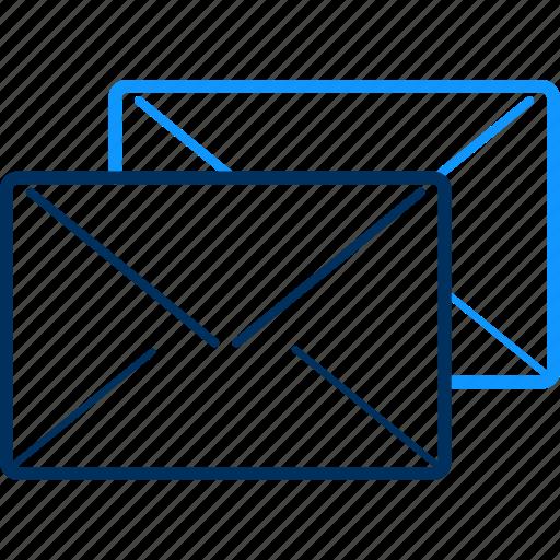 Inbox, mail, email, envelope, letter, post, send icon - Download on Iconfinder