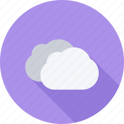 cloud, cloudy, rain, weather icon