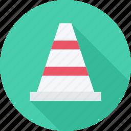 builder, building, cone, repairs icon