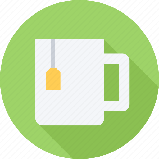 cup, cup of tea, office, tea icon