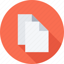 data, file, files, information icon