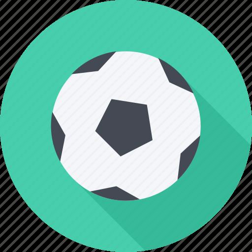 ball, football, sport, training icon