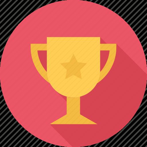 awad, cup, goblet, reward icon