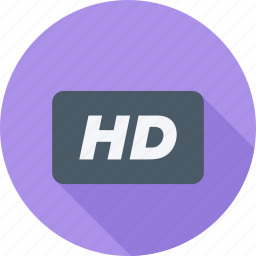cinema, hd, movie, video icon