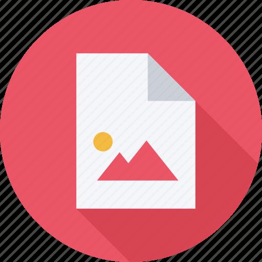 file, files, image, picture icon