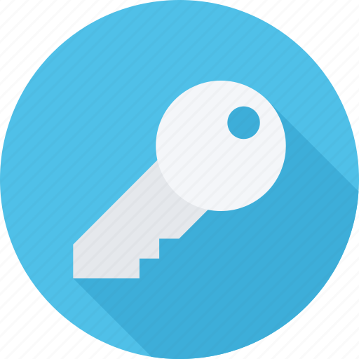 key, lock, pass, security icon