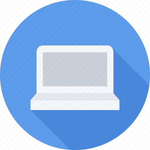 computer, device, netbook, notebook icon