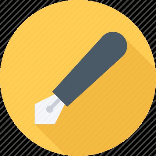 pen, tool, tools, writer icon