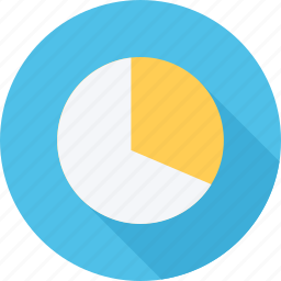 graph, pie chat, presentation, training icon