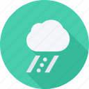 rain, sleet, snow, weather icon