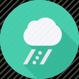 rain, sleet, snow, weather icon