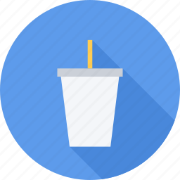 drink, glass, soda, water icon