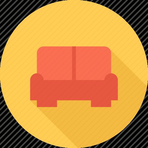 furniture, home, house, sofa icon