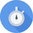 gym, sport, stopwatch, training icon