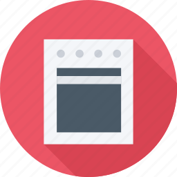 cook, cooking, kitchen, stove icon